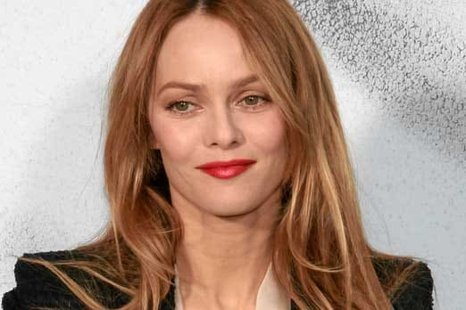 Vanessa Paradis - Paris Fashion Week Fall/Winter 2011