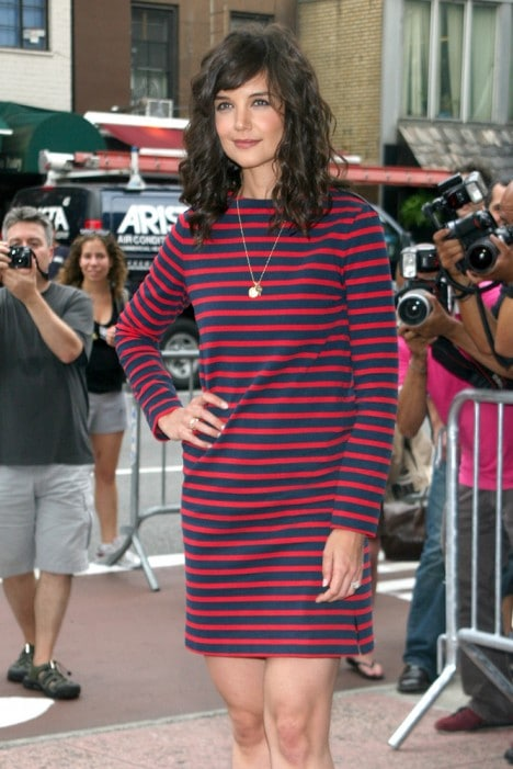 "Katie Holmes - ""The Extra Man"" New York City Premiere"