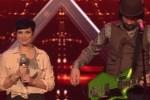 X Factor 2012: Mrs. Greenbird mit