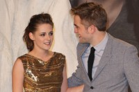 "Kristen Stewart and Robert Pattinson - ""The Twilight Saga: Breaking Dawn - Part 2"" Germany Premiere"