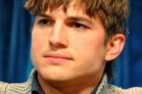 "Ashton Kutcher - PaleyFest 2012 Presents ""Two and a Half Men"" - Inside"
