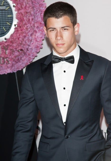 Nick Jonas - 66th Annual Tony Awards
