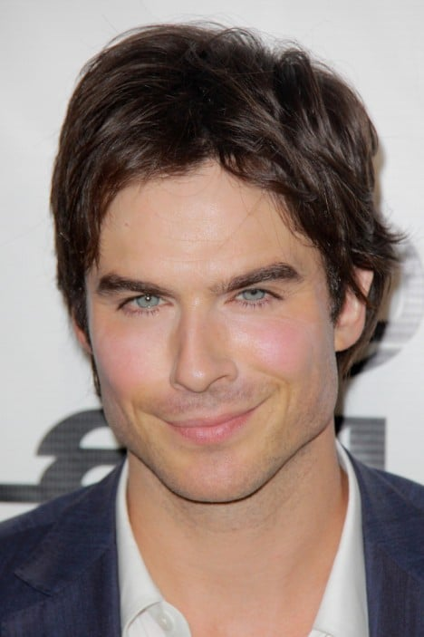 Ian Somerhalder - 2012 Environmental Media Awards