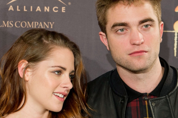 "Kristen Stewart and Robert Pattinson - ""The Twilight Saga: Breaking Dawn - Part 2"" Madrid Photocall"