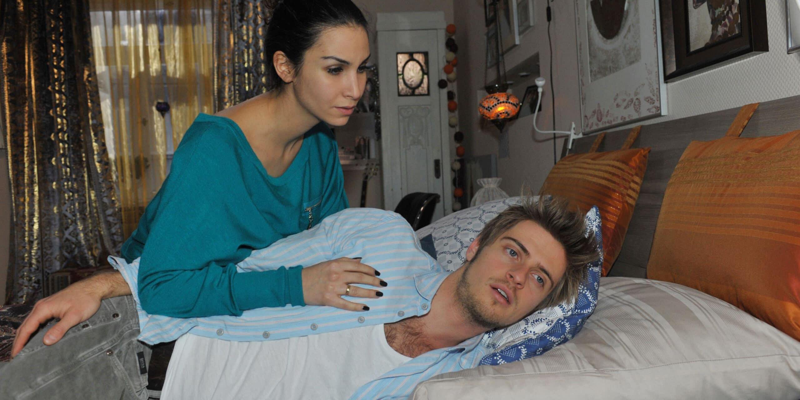 GZSZ: Philip verkracht sich mit Ayla! - TV News