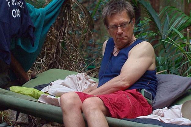 Arno Funke im Dschungelcamp