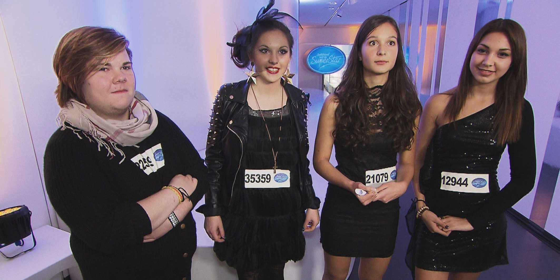 DSDS 2013: Müssen Gilbert Neumann, Chiara Coppolino, Laura Kleinas und Agustina Fernandez abreisen? - TV News
