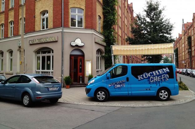 Das Casa Mexicana in Erfurt