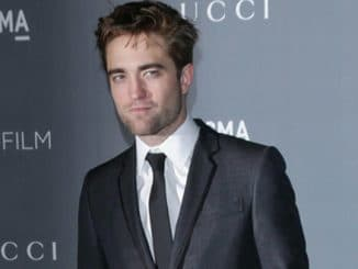 Robert Pattinson - LACMA 2012 Art + Film Gala