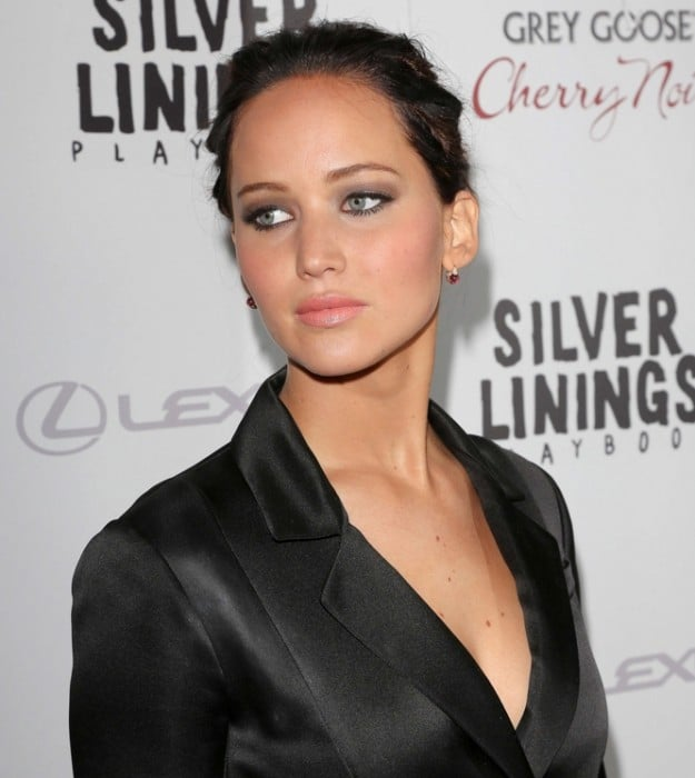 "Jennifer Lawrence - ""Silver Linings Playbook"" Los Angeles Special Screening"