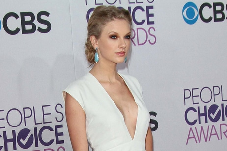 Taylor Swift - People's Choice Awards 2013 - Arrivals