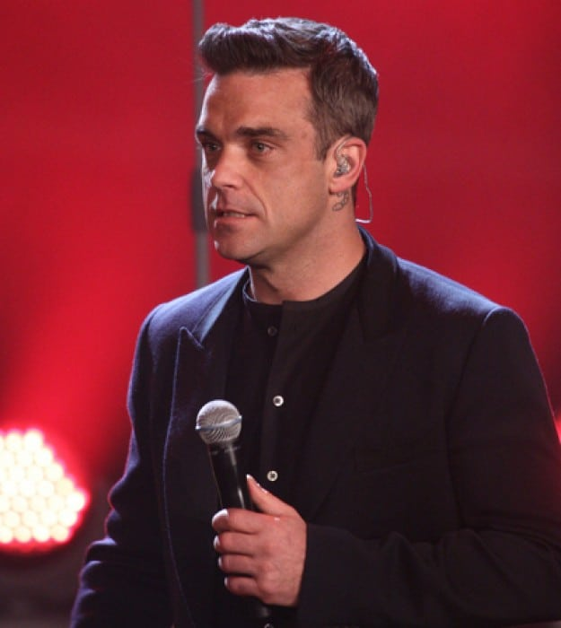 """Robbie WIlliams - Take That - 193rd """"Wetten, Dass..?"""" Game and Entertainment Television Series"""