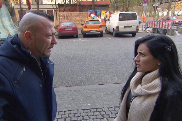 Fabrizio und J.J. bei Berlin Tag und Nacht