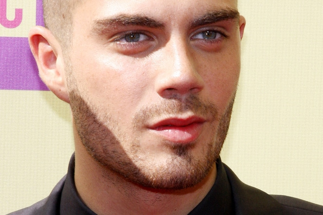 Max George - 2012 MTV Video Music Awards