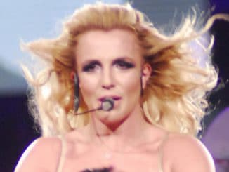 Britney Spears in Concert at The United Center in Chicago