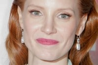 Jessica Chastain - 70th Annual Golden Globes Awards NBC Universal Afterparty