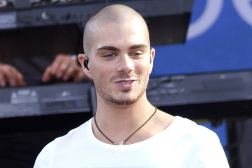 "Max George - The Wanted - ""Good Morning America"" - August 24, 2012 2501"
