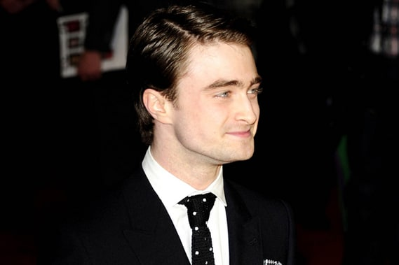 "Daniel Radcliffe - ""The Woman in Black"" UK Premiere"