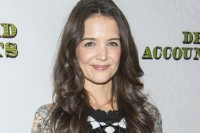 "Katie Holmes - ""Dead Accounts"" New York City Premiere"