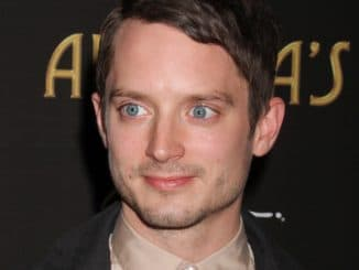 Elijah Wood - Andrea's Restaurant at the Wynn Las Vegas Grand Opening