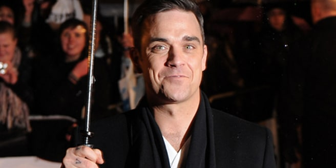 Robbie Williams: Klotzen statt Kleckern! - Musik News