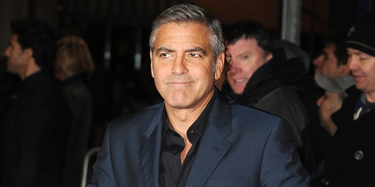 George Clooney - 55th Annual Times BFI London Film Festival