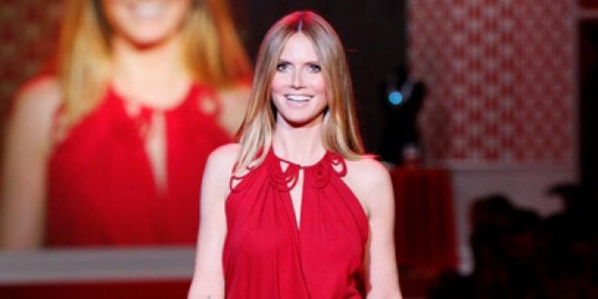 Heidi Klum warnt junge Models vor Nacktfotos - Promi Klatsch und Tratsch