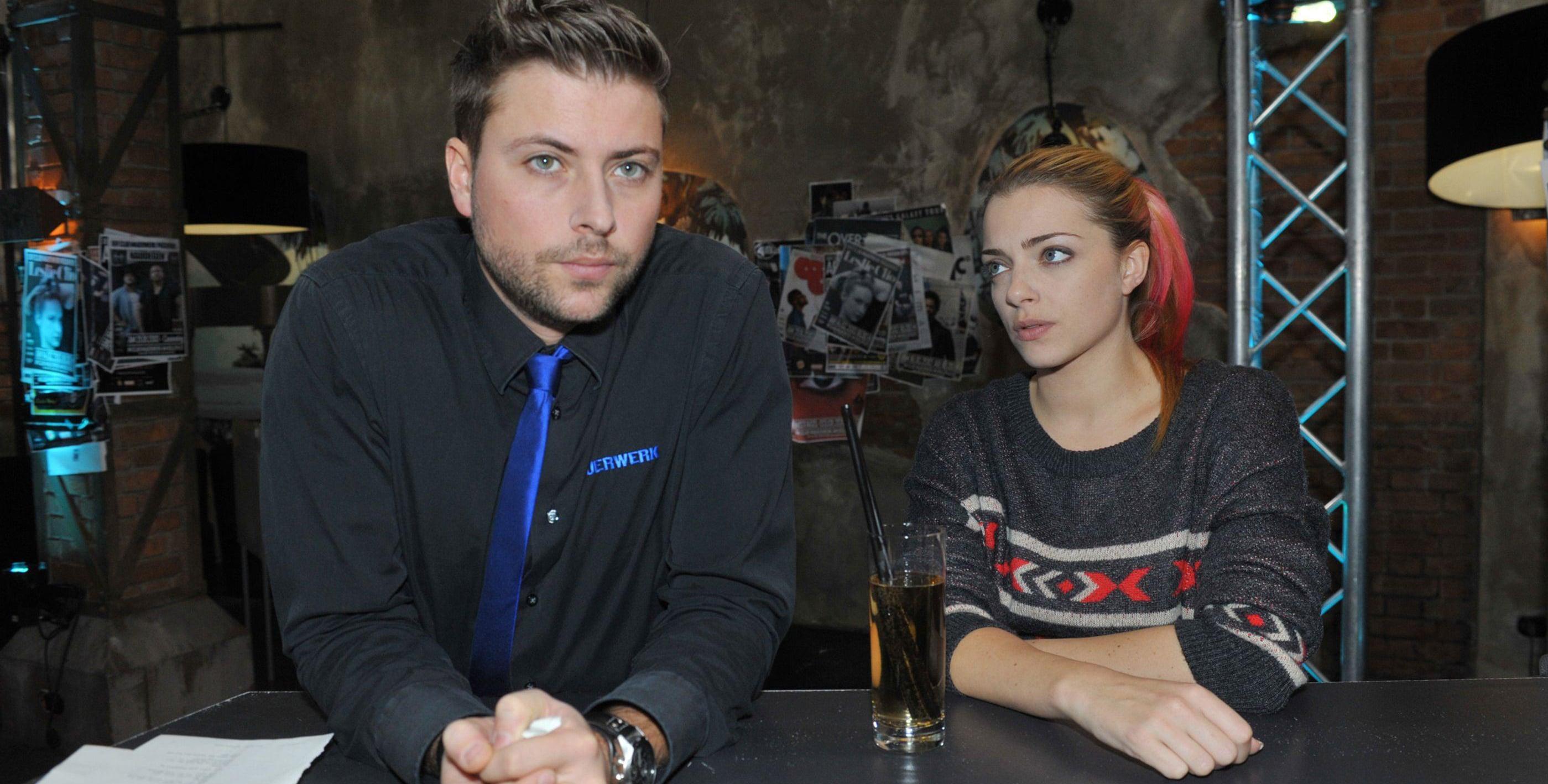 GZSZ: Lilly und Zac von Tanja geschockt! - TV News