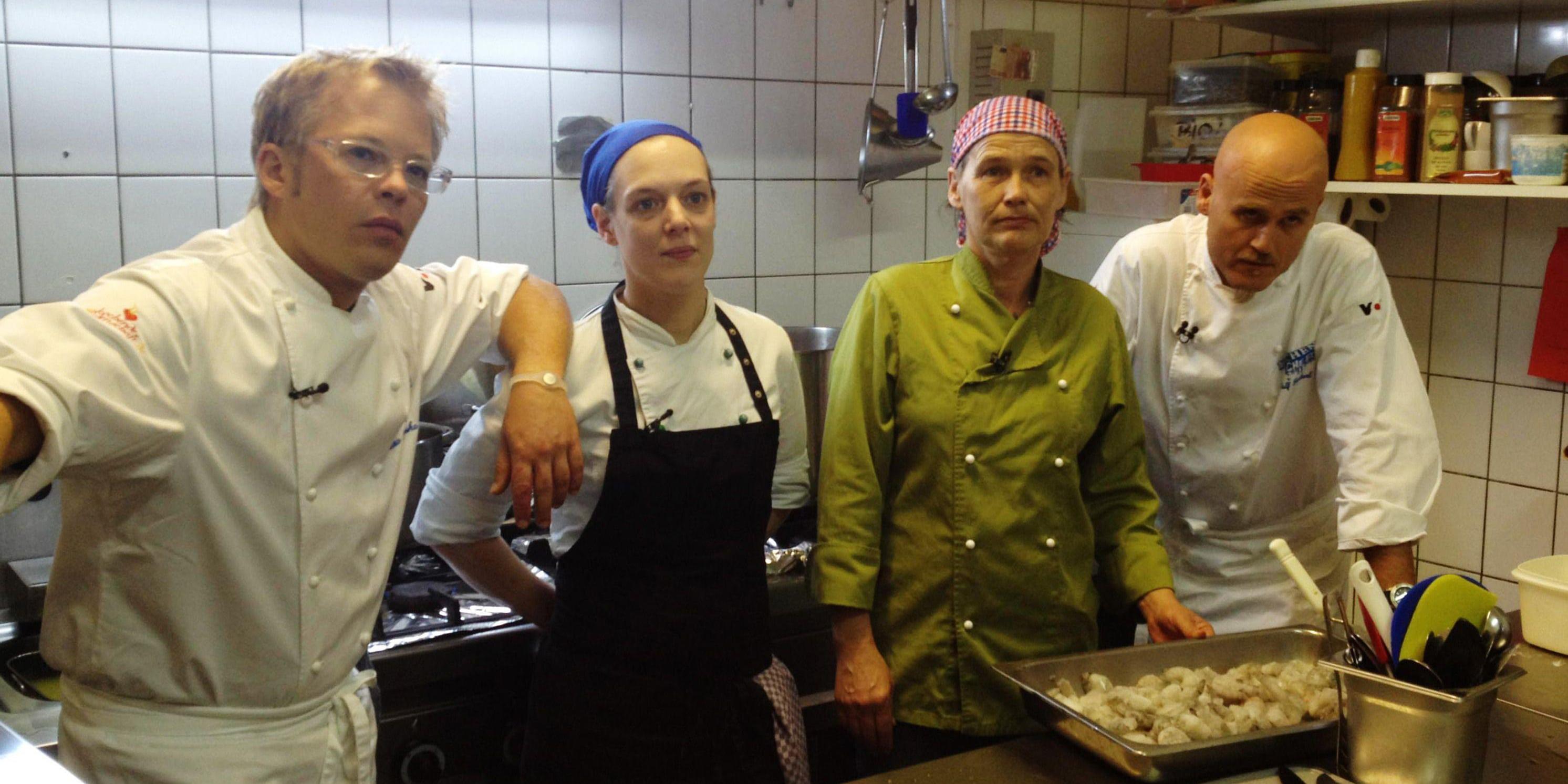 """Die Küchenchefs: """"Das Lokal"""" in Hagen-Wehringhausen - TV News"""