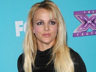 "Britney Spears - Fox's ""The X Factor"" Season 2 Finalists Party"