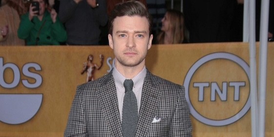 Justin Timberlake - 19th Annual Screen Actors Guild Awards