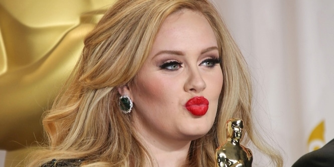 Adele Adkins - 85th Annual Academy Awards