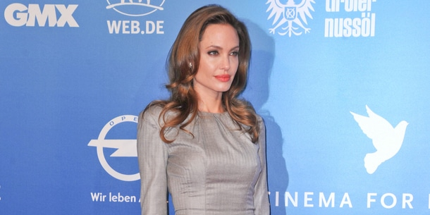 Angelina Jolie - 62nd Annual Berlin International Film Festival