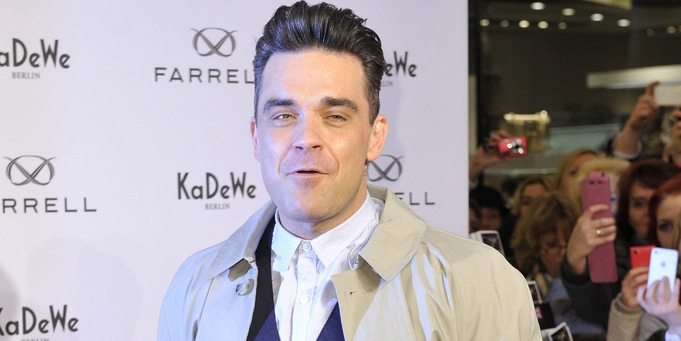 Robbie Williams: Platte mit PSY? - Musik News