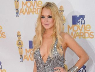 Lindsay Lohan - 2010 MTV Movie Awards