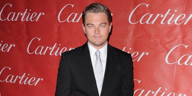 Leonardo DiCaprio - 20th Anniversary Palm Springs International Film Festival Awards Gala