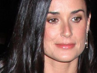 """Demi Moore - """"Flawless"""" Screening Hosted by the Cinema Society"""