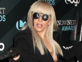 Lady GaGa - 2008 NewNowNext Awards