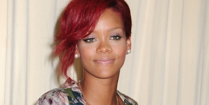 "Rihanna - ""Rihanna"" Book Signing at Barnes and Noble in New York City"
