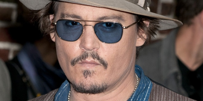 "Johnny Depp - ""Late Show with David Letterman"" - October 26, 2011 thumb"