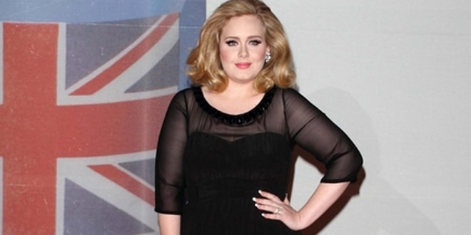 Adele - BRIT Awards 2012 - Arrivals