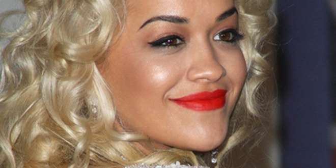 Rita Ora - BRIT Awards 2012 - Arrivals