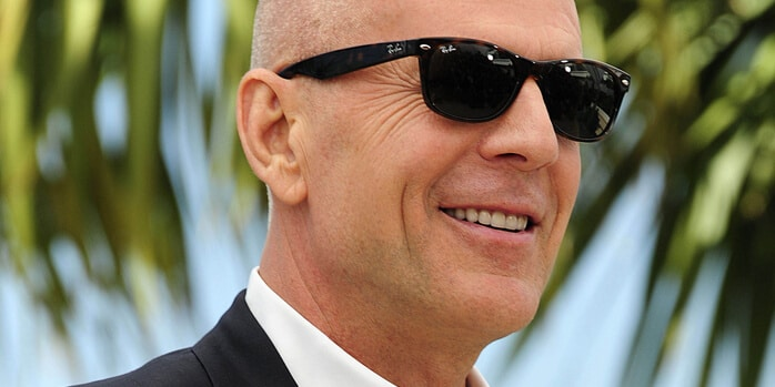 Bruce Willis - 65th Annual Cannes Film Festival