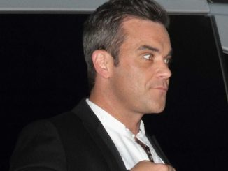 Robbie Williams - GQ Men of the Year Awards 2012