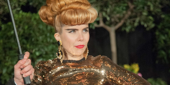 Paloma Faith - EE British Academy Film Awards 2013