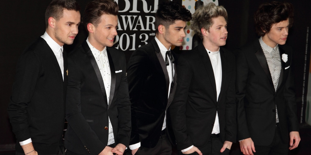 One Direction - BRIT Awards 2013 - Arrivals