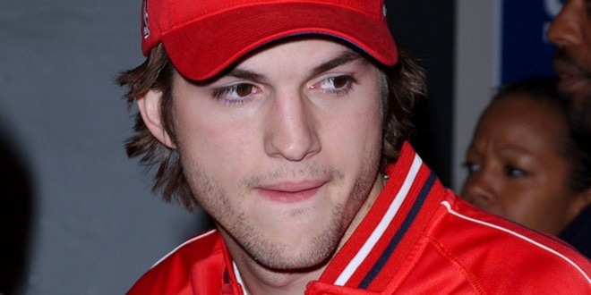 Ashton Kutcher - GM Celebrates 75 Years of Film with Celebrity Fashion Show