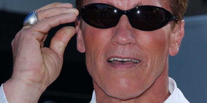 "Arnold Schwarzenegger - ""Terminator 3: Rise of the Machines"" Los Angeles Premiere"