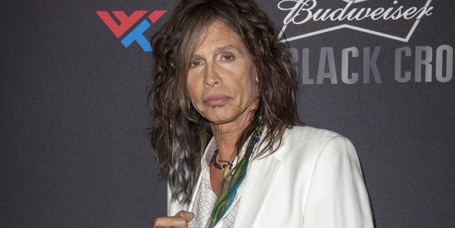 Steven Tyler - Raise Your Voice Benefit Concert
