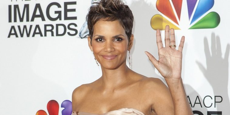 Halle Berry - 44rd Annual NAACP Image Awards thumb